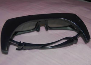 Hot Active Shutter 3D Glasses for PC with Replaceable Battery pictures & photos
