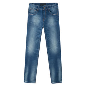 2016 OEM Customize Men′s Fashion Denim Wear Jeans