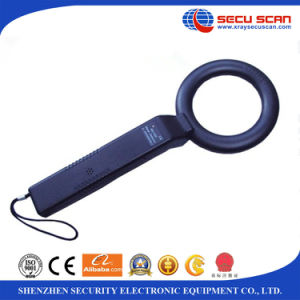 Hand Held Metal Detector MD300 metal detectors for Airport/station/Bank/Hotel use pictures & photos