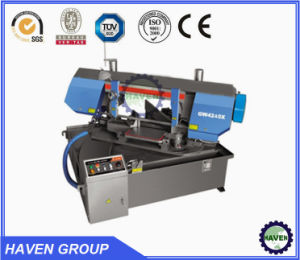 Double Column Horizotal Band Sawing Machine pictures & photos