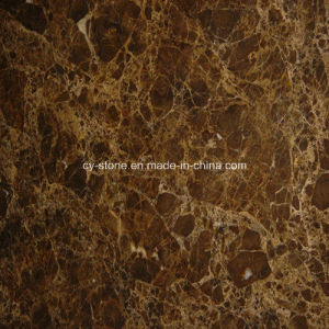 Home Decorative Dark Emperador Marble for Wall and Flooring Tile pictures & photos