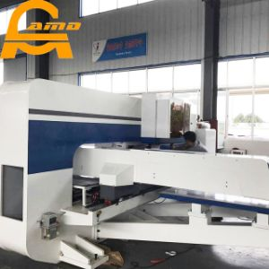 CNC Servo Driven Turret Punching Machine with Auto Index pictures & photos