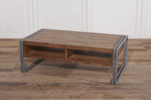 Brief Coffee Table Antique Furniture (MS290-01) pictures & photos