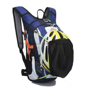 Sport Bag out Door Bag with Mesh Bag for Helmet