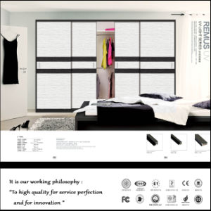 Bedroom Wall Wardrobe Closet Design (ZHUV) pictures & photos