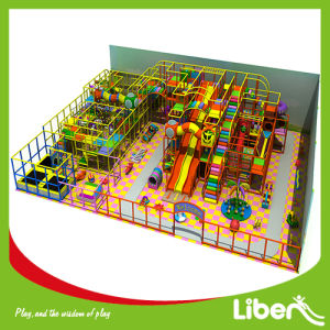 China Manufacturer Used Indoor Playground Equipment Sale pictures & photos