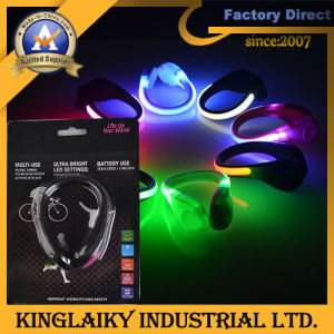LED Safety Shoes Clip for Sport pictures & photos