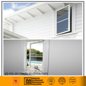 Heat Insulation Aluminum Casement Window (single/double/triple glazed) pictures & photos