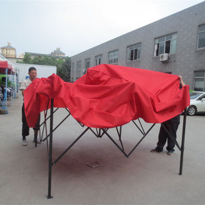 3X3m Custom Printing Foldable Easy up Marquee Tent pictures & photos