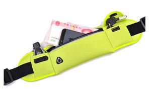 Outdoor Water Resistant Waist Bag Hydration Belt Multifunctional Cycling Waist Bag pictures & photos