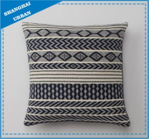 Home Decoration Navy Pattern Printed Throw Pillow pictures & photos