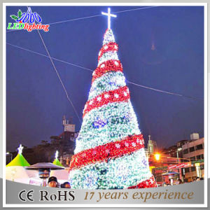 New Year Ornament Giant Tree Christmas Decoration Light pictures & photos