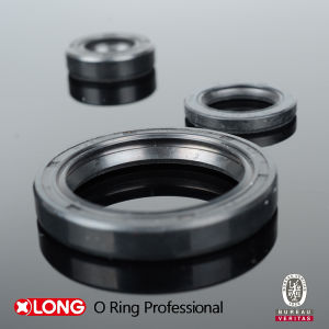 NBR Tc Oil Seal with Double Lips for Gear Pump pictures & photos