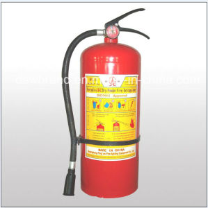 Mfz-6 Dry Powder Fire Extinguisher pictures & photos
