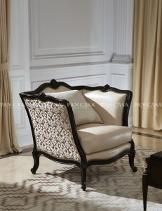 High Quality Classical Wooden Furniture Living Room Sofa (MS-A6032f)