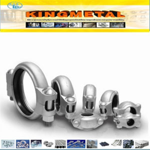 "Flexible Type 3"" Dn80 89mm Stainless Steel Grooved Fitting pictures & photos"