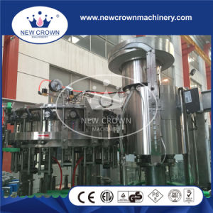 3 in 1 Glass Bottled Beer Filling Line with Capacity 3000bph pictures & photos