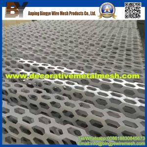Hexagonal Perforated Metal From Anping City pictures & photos