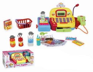 Children Toy Baby Cash Register Plastic Toy (744309) pictures & photos