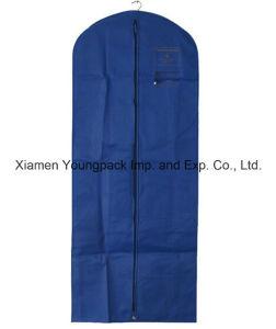 Royal Blue Long Dress Garment Cover Bag pictures & photos