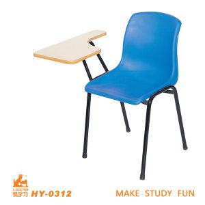 Competitive Simple Design of Writing Chair pictures & photos