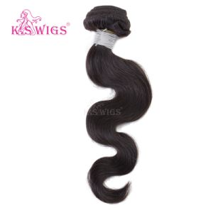 100% Human Hair Remy Hair Body Wave Hair Weft pictures & photos