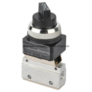 Pneumatic Solenoid Air Valves (MOV Mechanical Valves) pictures & photos