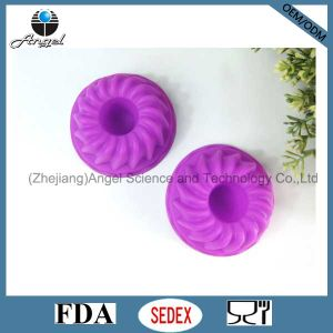 Hot Sale Silicone Muffin Mould Cupcake Mold Sc12
