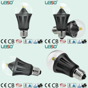 Patent 8W Dimmable 3D COB 330 Degree LED Bulb (LS-BA609-BWWD/BWD) pictures & photos
