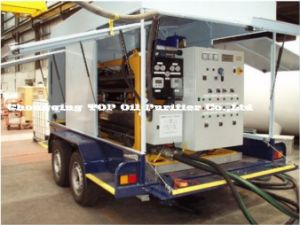 Trailer Mounted Type Mobile Transformer Oil, Dielectric Oil, Insulation Oil Filter Plant (Series ZYM) pictures & photos