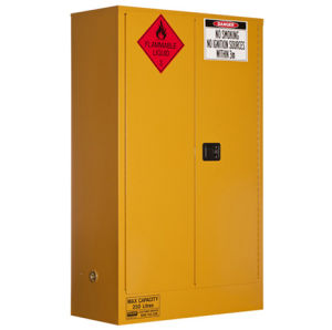 Westco 250L Flammable Liquid Safety Storage Cabinet (As1940-2004 Compliant)
