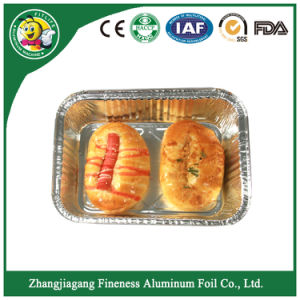 Customized Color of Aluminum Foil Tray pictures & photos