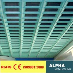 Aluminum Suspended False Cell Ceilings pictures & photos