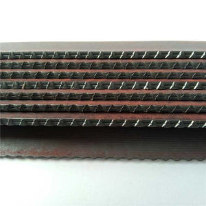 China Wholesale Grating Usage Q235 Hot Rolled Serrated Flat Steel pictures & photos