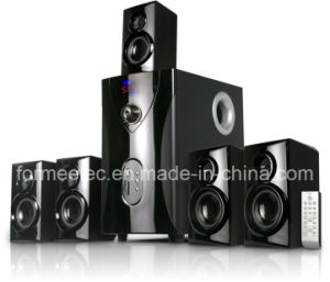 5.1CH Home Theater Speaker with USB SD FM pictures & photos