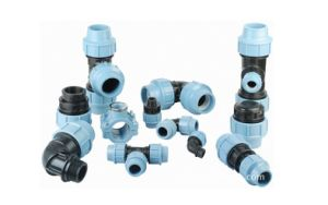 High Quality Pn16 PP Fitting for Irrigation pictures & photos