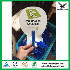 OEM Chinese Personalized O Ring Hand Fan pictures & photos
