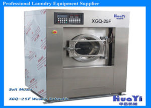 Water Saving 100kg Industrial Cloth Washing Machine Automatic Washer Extractor pictures & photos