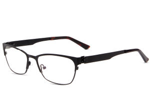 Flexible with Super Light Weight Metal Optical Frame Eyeglass and Eyewear Ready in Stock (JC8023)