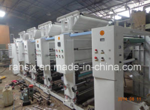 Double Oven 4 Colors Rotogravure Printing Machine pictures & photos