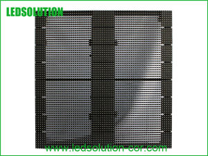10mm Indoor Curtain LED Video and Animation Display for Stage Backdrop pictures & photos