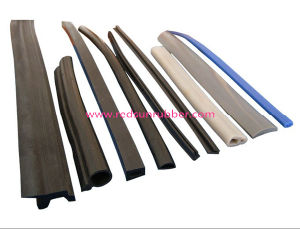 EPDM Custom Rubber Extrusion