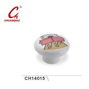 Ceramic Knob Handles with Cute Girl (CH14015) pictures & photos