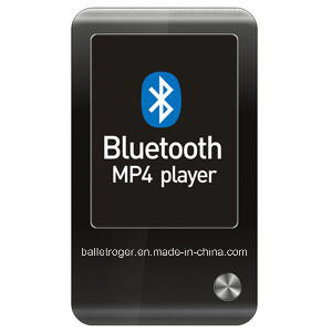 2.8 Inch Bluetooth MP4 Player pictures & photos