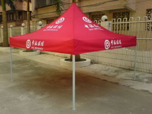 3*3m Cheap Folding Gazebo Garden Tent pictures & photos