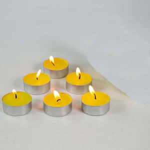 Hot Selling China Tea Light Candles Velas Bougies Supplies pictures & photos