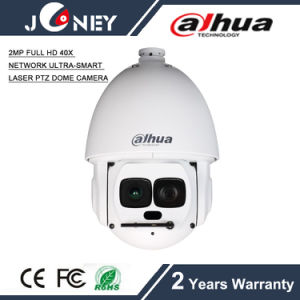SD6al240-Hni Network Dahua 2MP Full HD 40X Optical Zoom Hi-Poe PTZ Dome Camera pictures & photos