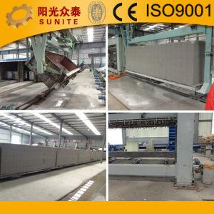 Aerated Autoclaved Concrete Block Machine pictures & photos