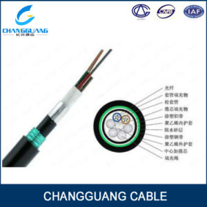Gytc8a Figure 8 Cable Self Supporting Aerial Fiber Optic Cable