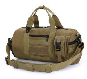 Military Camouflage Cylinder Bag Gym Sh 16050446